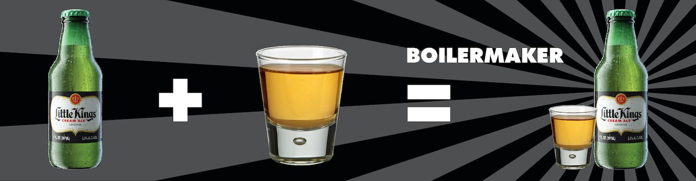 Drinking Buddies Boilermaker