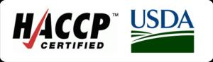 haccp Certified USDA logo