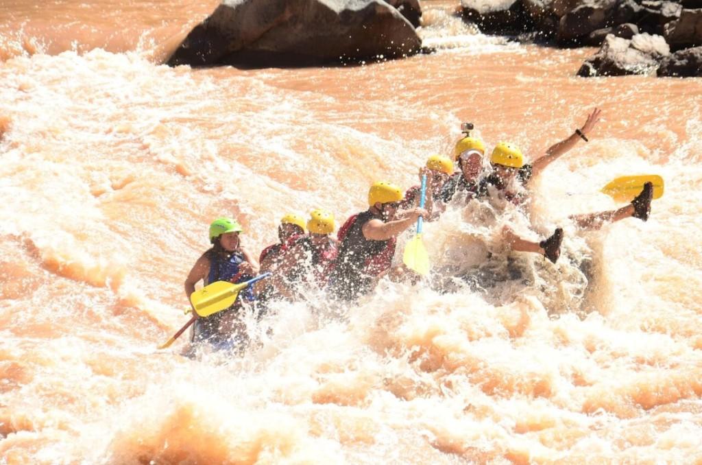 white water rafting 2015