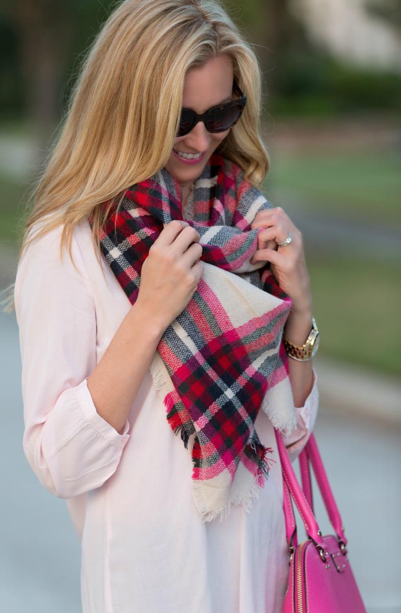 Blanket Scarf Haute Humid