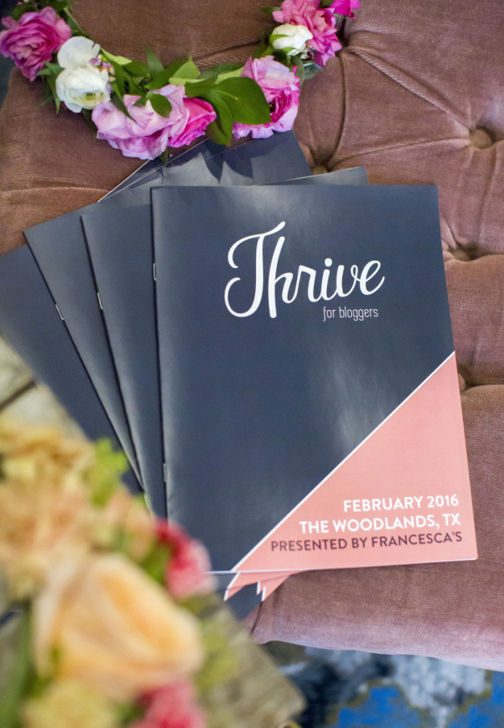 Thrive Blog Conference