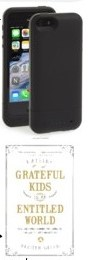 rechargeable phone case and must read books
