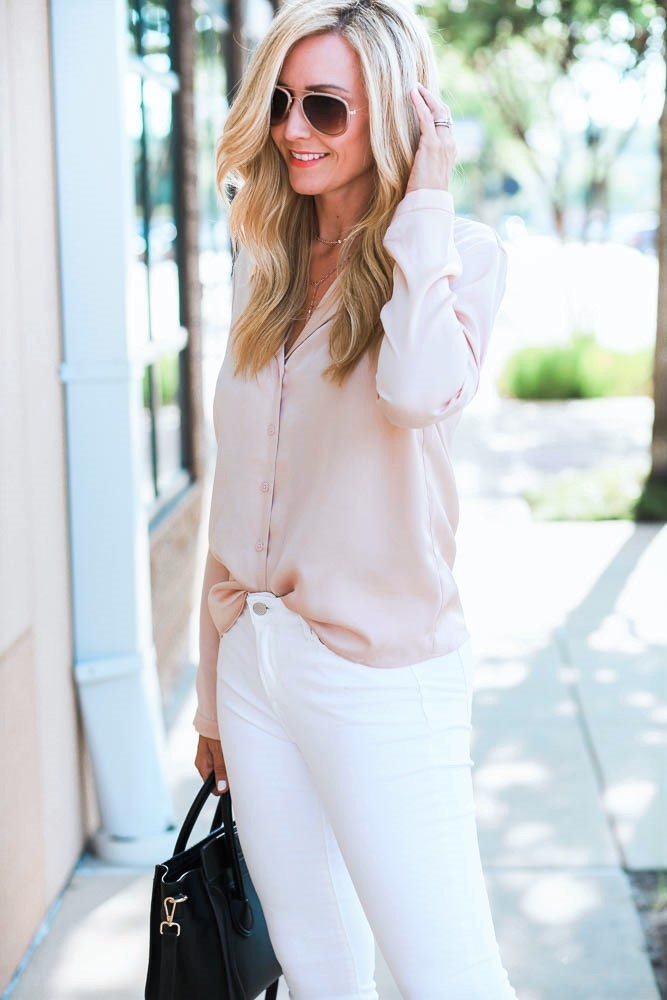 Pajama Chic Daywear by Houston fashion blogger Haute & Humid