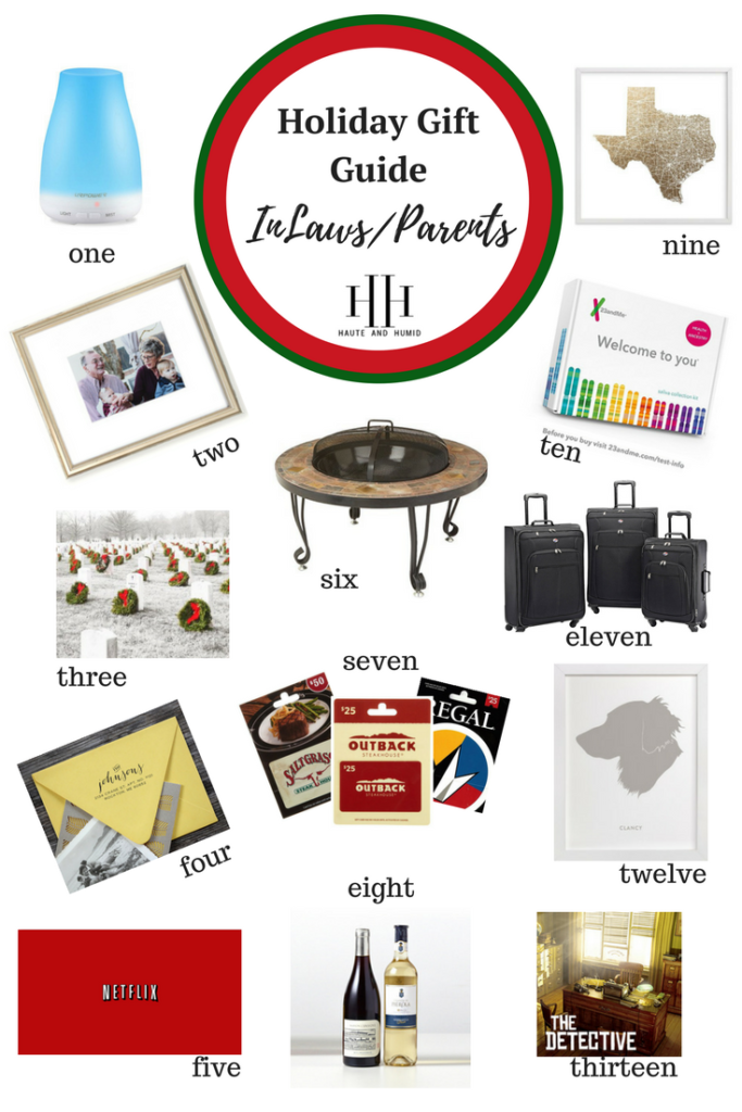 gifts for the in laws - 13 Gifts For Inlaws by Houston lifestyle blogger Haute & Humid