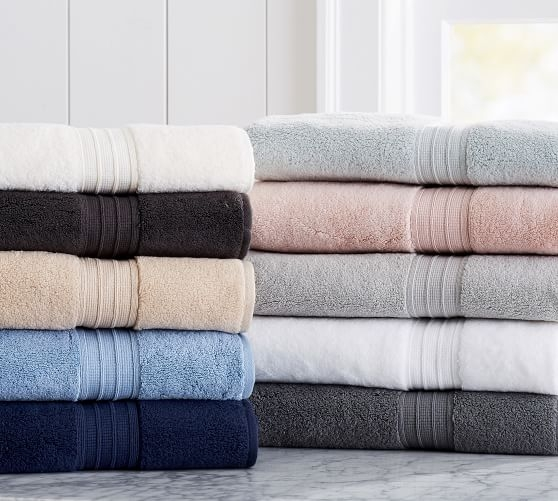 monogrammed towels - Personalized Gift Ideas by Houston lifestyle blogger Haute & Humid