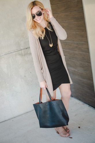 3 Ways To Style A Neutral Cardigan