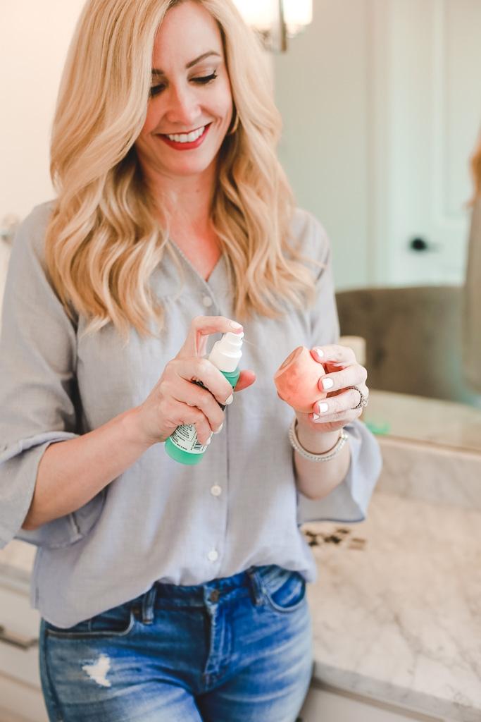 beauty hacks by popular Houston beauty blogger Haute & Humid