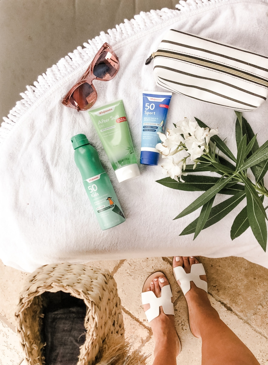 summer beauty essentials - Summer Beauty Essentials You Need For Vacation featured by popular Houston style blogger Haute & Humid