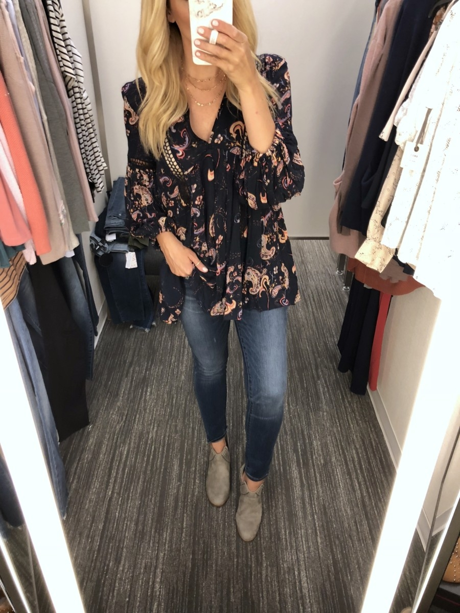 free people top - 2018 Nordstrom Anniversary Sale EARLY ACCESS: MUST HAVES featured by popular Houston style blogger Haute & Humid