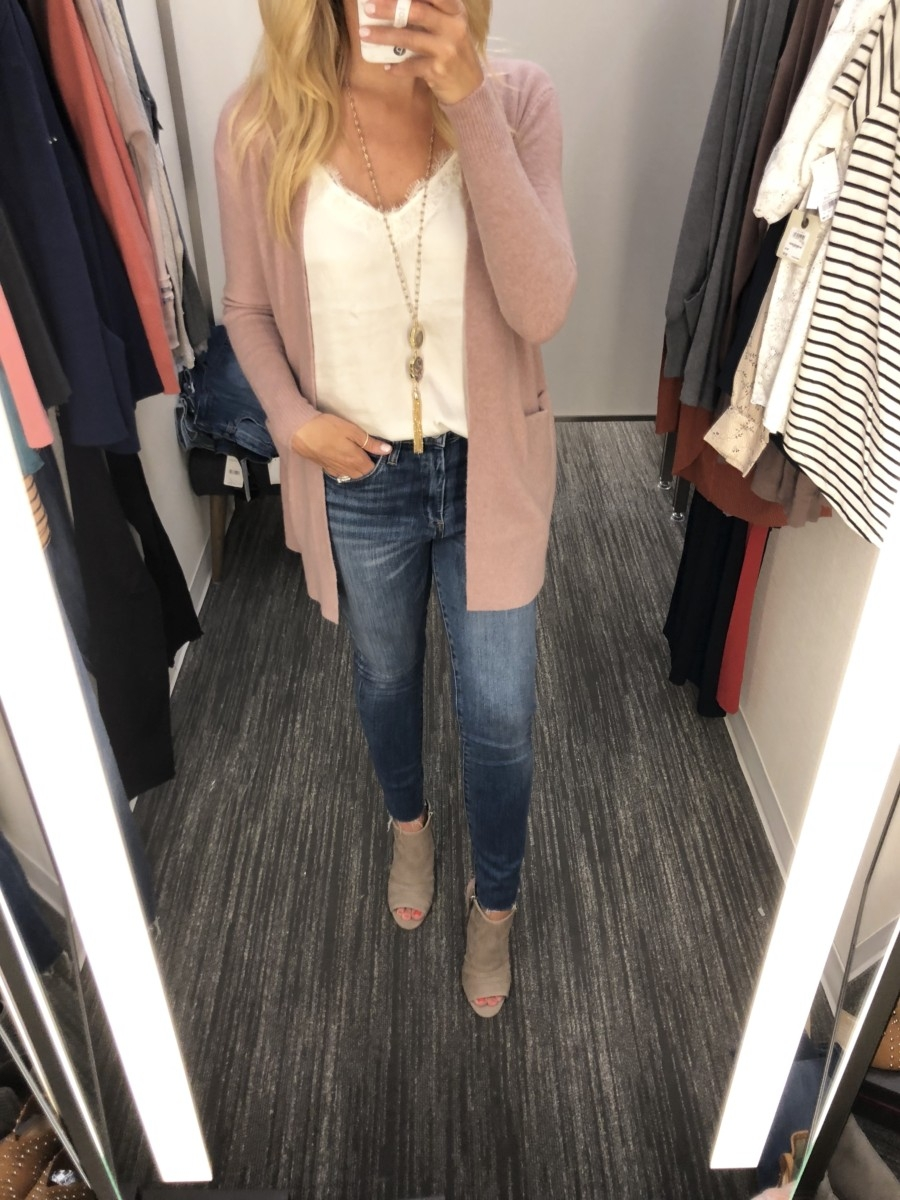 madewell cardigan - 2018 Nordstrom Anniversary Sale EARLY ACCESS: MUST HAVES featured by popular Houston style blogger Haute & Humid