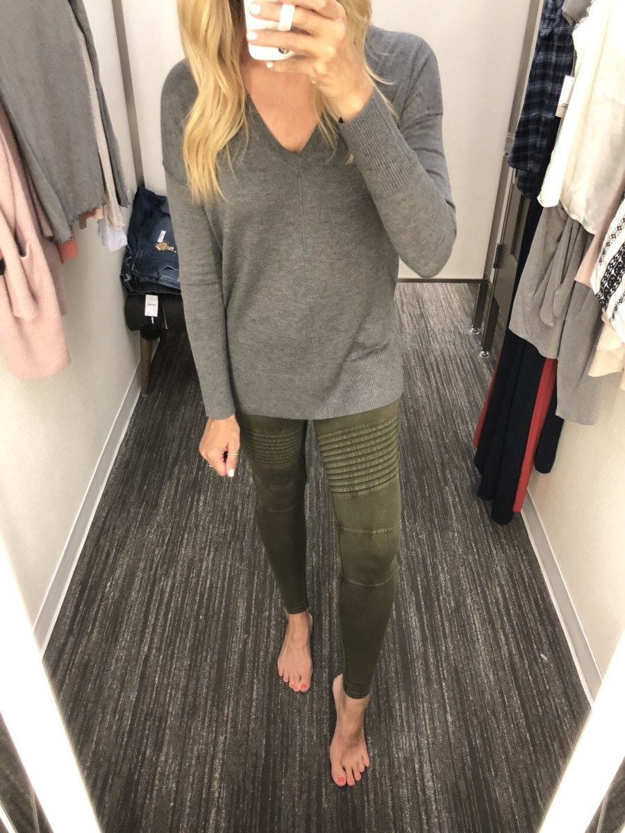 moto leggings - 2018 Nordstrom Anniversary Sale EARLY ACCESS: MUST HAVES featured by popular Houston style blogger Haute & Humid