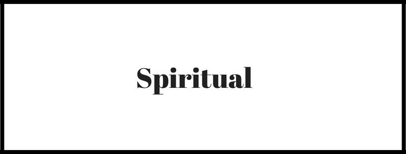 spiritual podcast