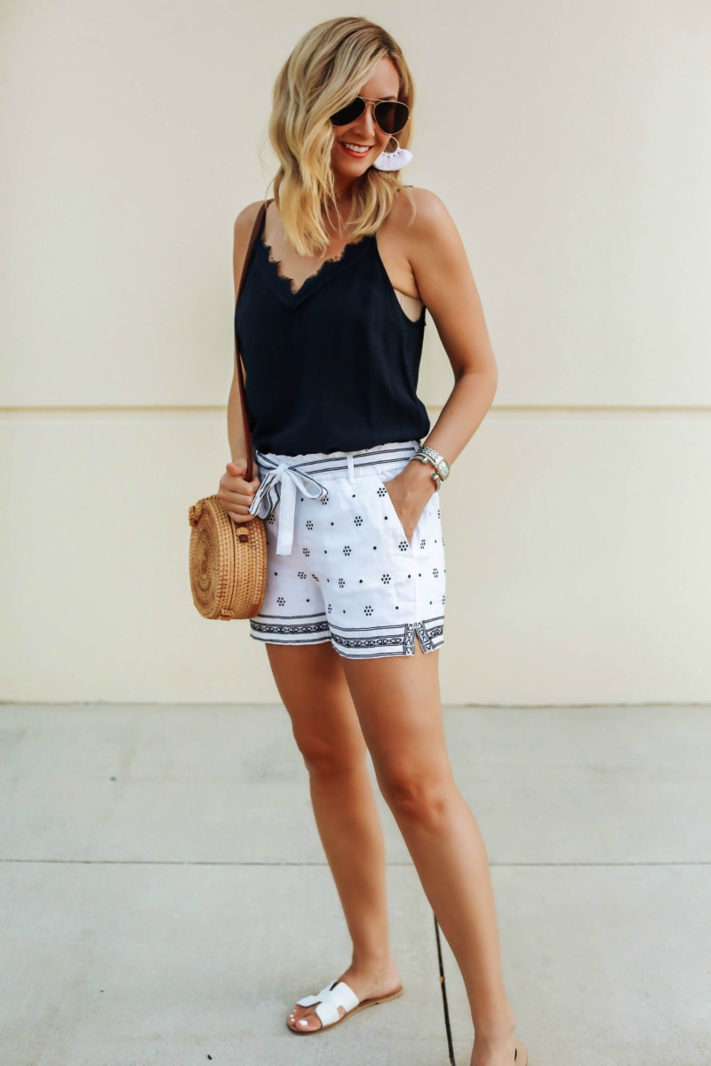 lace camisole - 6 Ways to Change Negative Thinking featured by popular Houston life and style blogger Haute & Humid