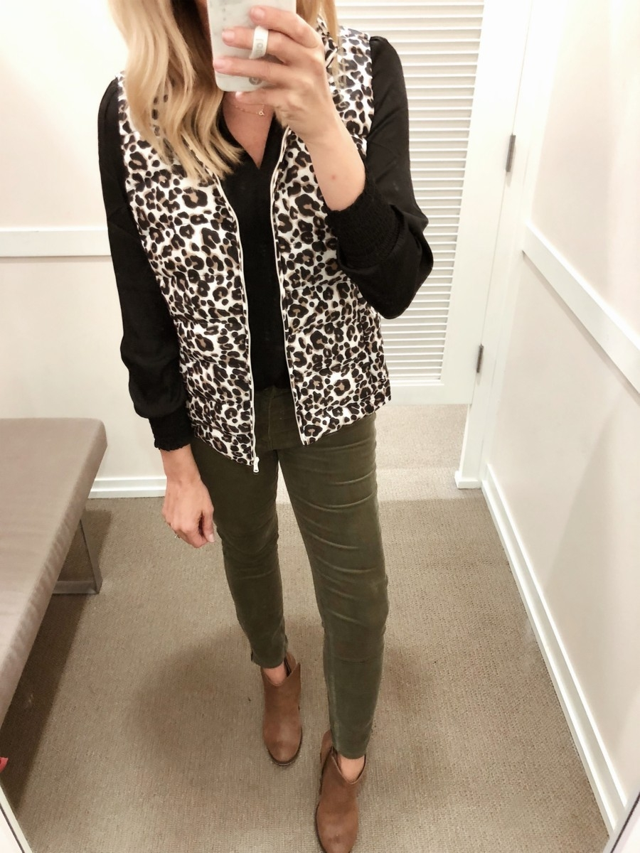 Friends & Family Sale | Fashion | LOFT Sale Try On featured by top Houston fashion blog Haute & Humid