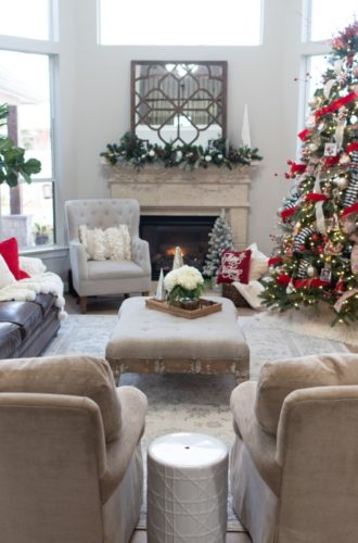 Holiday Home Tour: Festive Christmas Home Decor
