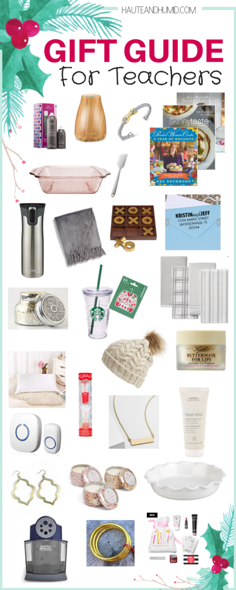 Nordstrom | Old Navy | Amazon | Movie Theaters | 25 of The Best Christmas Presents For Teachers Under $30 featured by top Houston life and style blog Haute & Humid