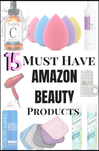 15 Best Amazon Beauty Products