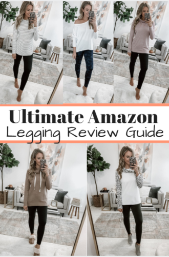 5 Best Amazon Leggings Reviewed And Rated