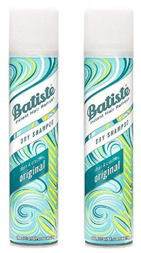 dry shampoo | 15 Best Amazon Beauty Products by popular Houston beauty blog, Haute and Humid: image of Batiste Dry Shampoo.