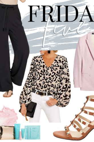 Friday Five – Work Wear Edition