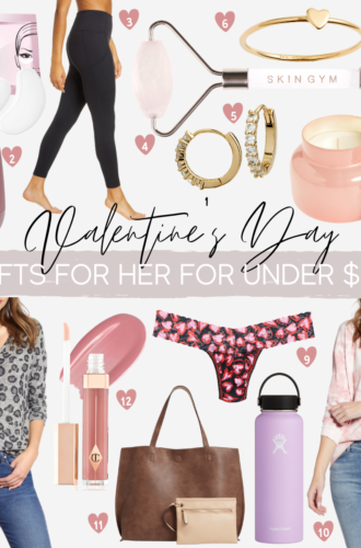His And Her's Valentine's Day Gifts Under $50