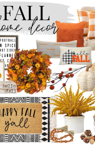Best Selling Bargain Fall Decor