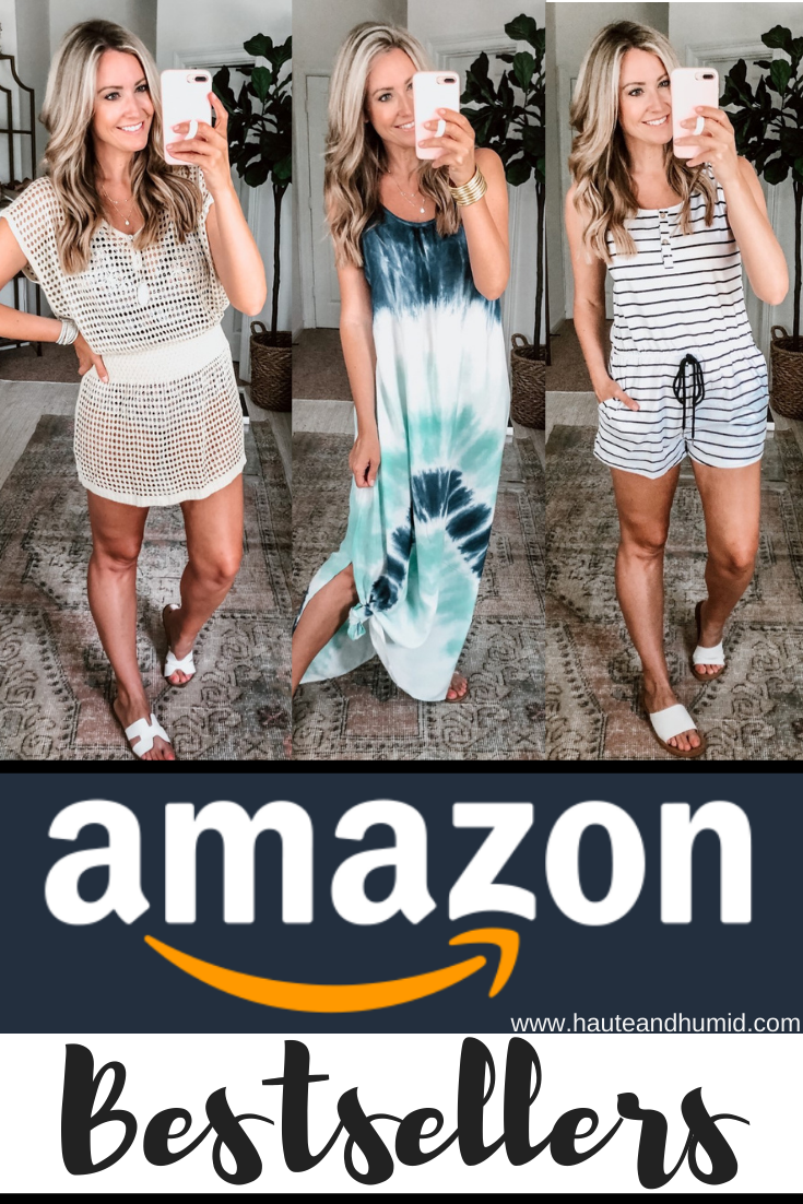 amazon bestsellers |Amazon Bestsellers by popular Houston life and style blog, Haute and Humid: Pinterest image of Amazon bestsellers.