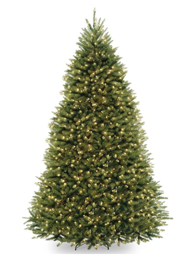 christmas tree |Amazon Bestsellers by popular Houston life and style blog, Haute and Humid: image of a faux Christmas tree.