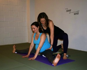 Prenatal Yoga in Cartersville