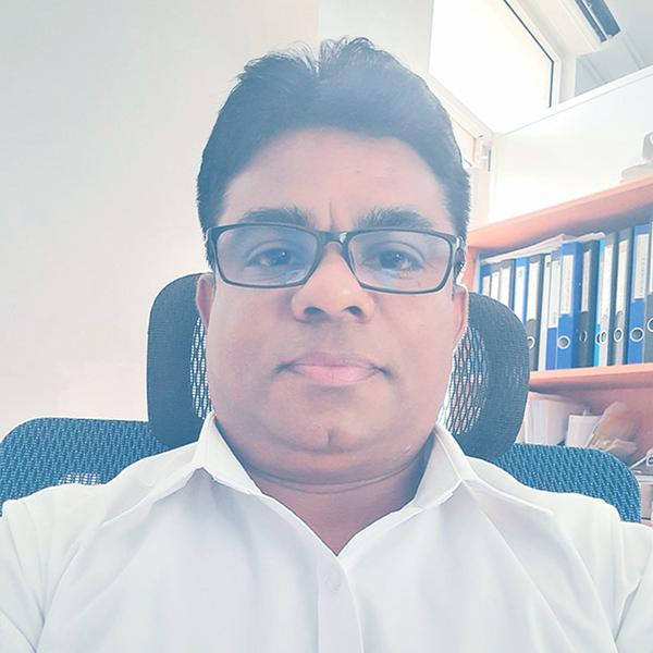 Lakshman Wickramasinghe