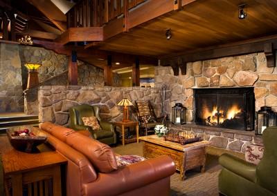 Mammoth Mountain Inn Lobby