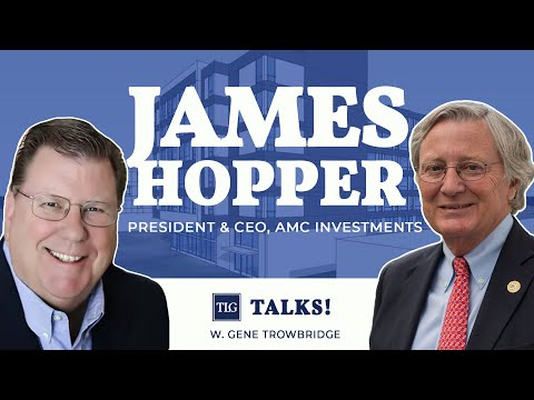 TLG Talks! #1: James Hopper, President and CEO of AMC Investments