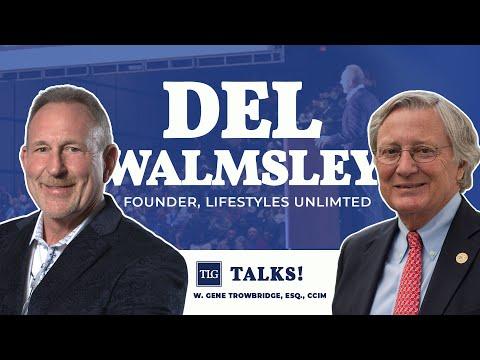 TLG Talks! #10: Del Walmsley, Founder of Lifestyles Unlimited