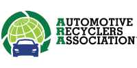 Automotive recyclers association logo