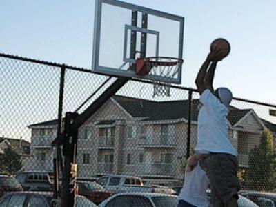Basketball Court 1
