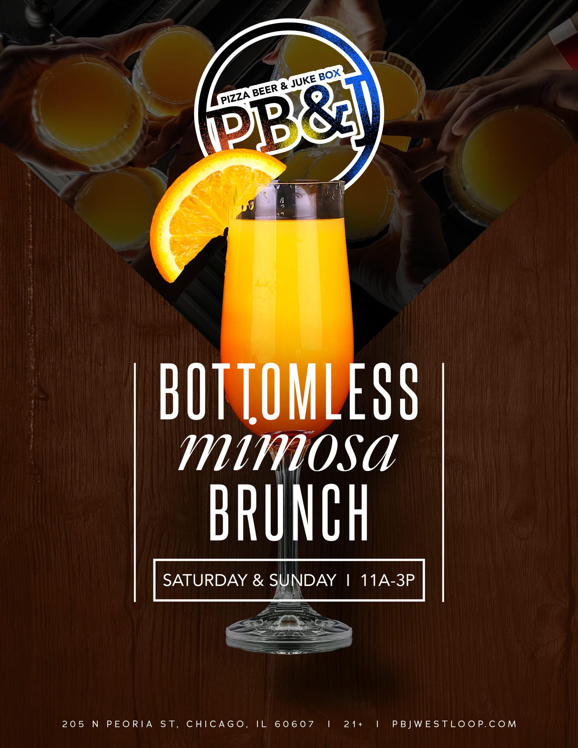 Bottomless Mimosa Brunch
