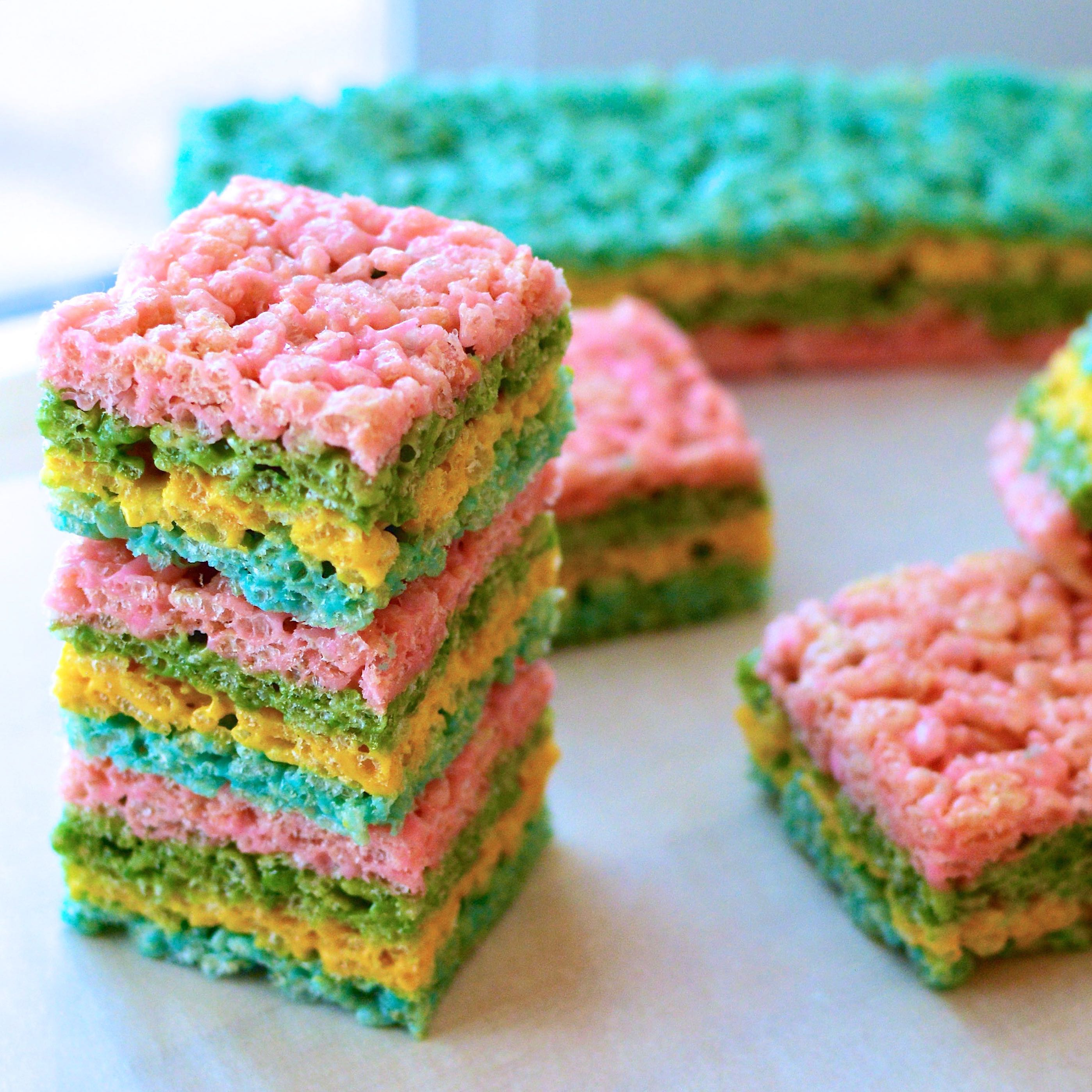 Krispy treats