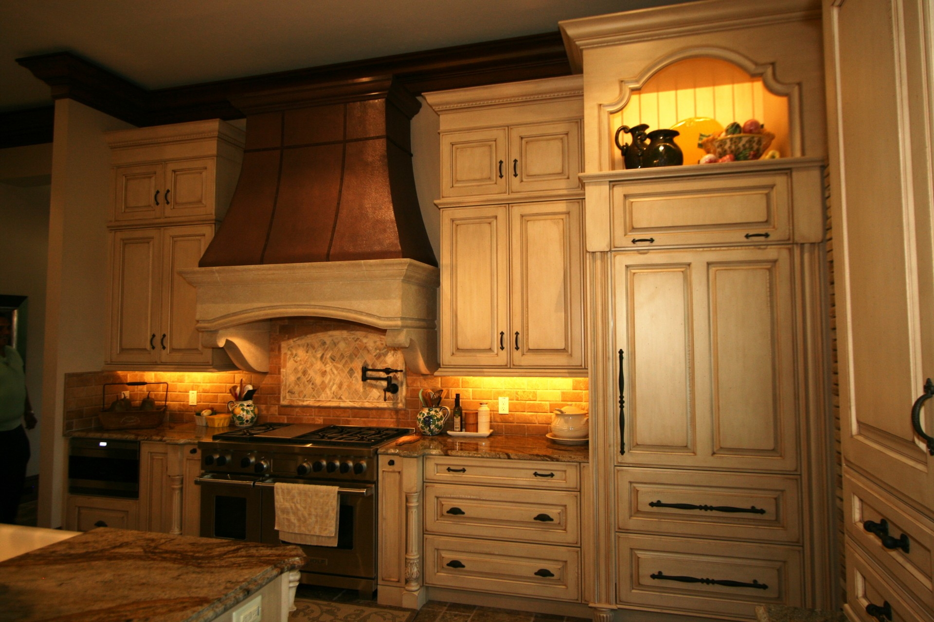 Damron kitchen