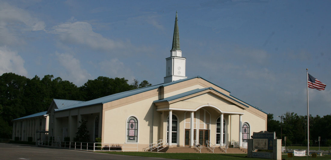 OAK GRINER BAPTIST CHURCH RENOVATIONS MAIN PHOTO