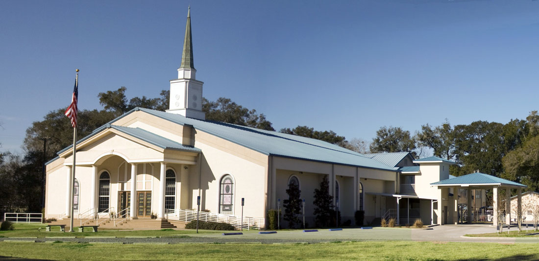 OAK GRINER BAPTIST CHURCH RENOVATIONS