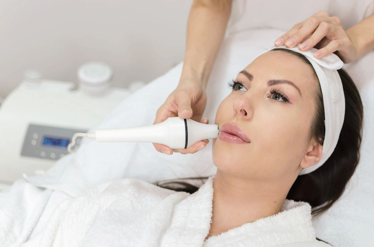 Promotion for Laser Hair Removal Services