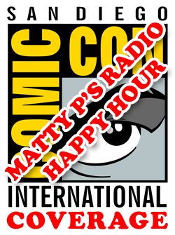 The Matty Ps Comic-Con Recovery Show-Replay