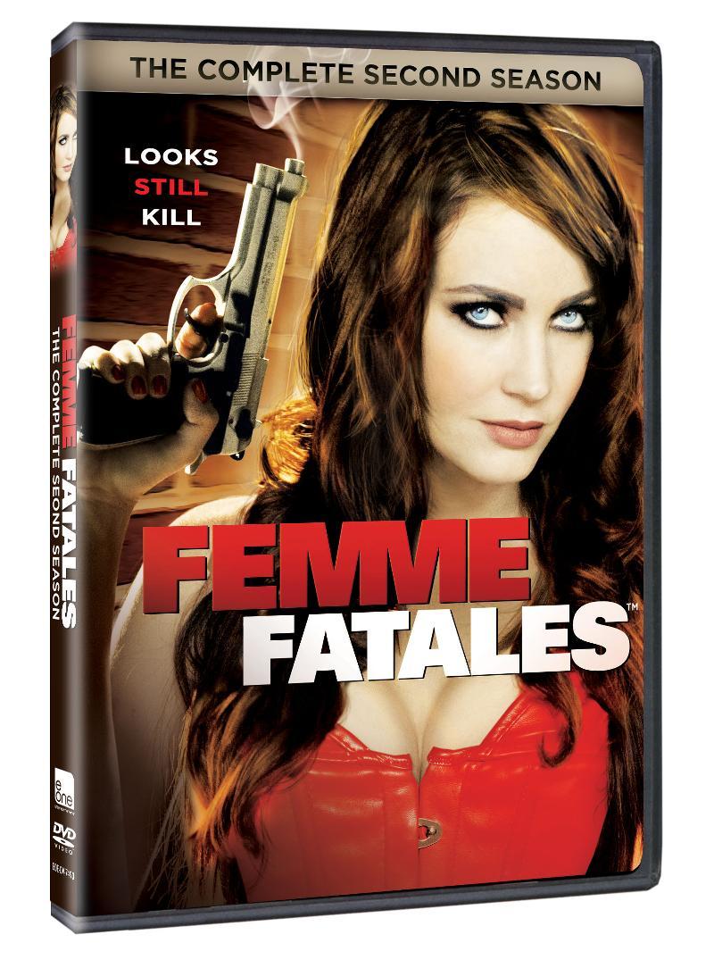 Femme Fatales Live at SDCC 2013