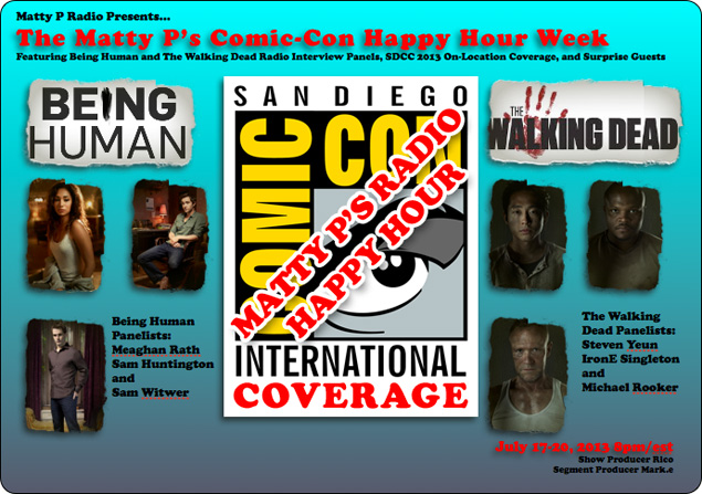 Missing Comic-Con Yet?