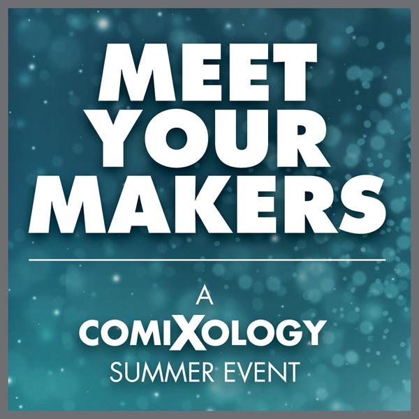 ComiXology Announces Summer Event