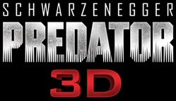 Schwarzenenegger Predator 3D Special Edition at SDCC