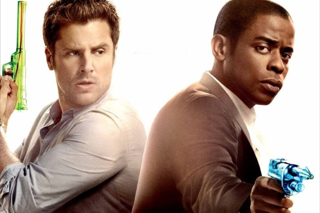 PSYCH Returns to Comic-Con