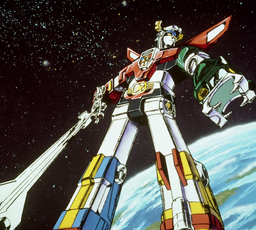 Voltron and Robotech Team Up at NYCC