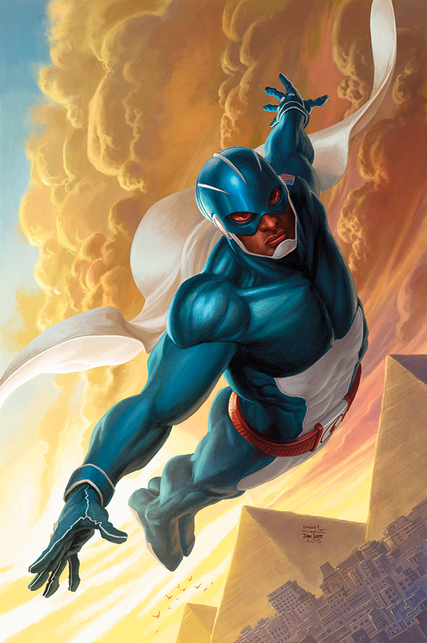 Skyman Takes Flight by Dark Horse Comics