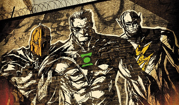 DC Comics At NYCC